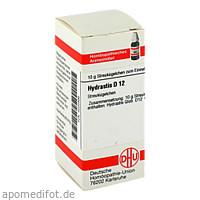 HYDRASTIS D12, 10 G, Dhu-Arzneimittel GmbH & Co. KG