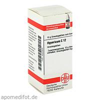 HYPERICUM C12, 10 G, Dhu-Arzneimittel GmbH & Co. KG