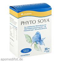Phyto Soya 35mg, 120 ST, Weber & Weber GmbH & Co. KG