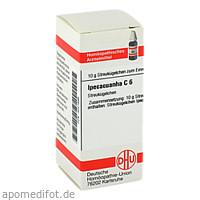IPECACUANHA C 6, 10 G, Dhu-Arzneimittel GmbH & Co. KG
