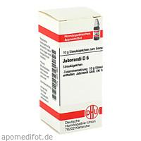 JABORANDI D 6, 10 G, Dhu-Arzneimittel GmbH & Co. KG