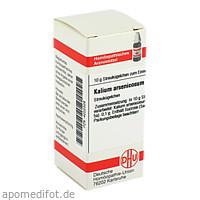 KALIUM ARSENICOS C30, 10 G, Dhu-Arzneimittel GmbH & Co. KG