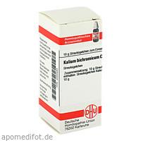 KALIUM BICHROM C 6, 10 G, Dhu-Arzneimittel GmbH & Co. KG