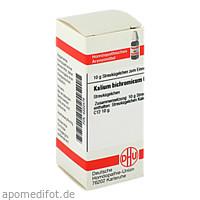 KALIUM BICHROM C12, 10 G, Dhu-Arzneimittel GmbH & Co. KG