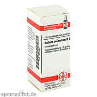 KALIUM BROMAT D 6, 10 G, Dhu-Arzneimittel GmbH & Co. KG