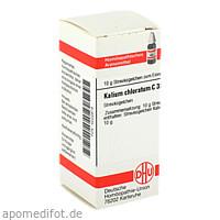 KALIUM CHLORAT C30, 10 G, Dhu-Arzneimittel GmbH & Co. KG