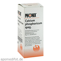 PHÖNIX Calcium phosphoricum spag., 100 ML, Phönix Laboratorium GmbH