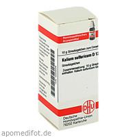 KALIUM SULFURICUM D12, 10 G, Dhu-Arzneimittel GmbH & Co. KG