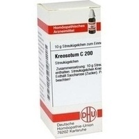 KREOSOTUM C200, 10 G, Dhu-Arzneimittel GmbH & Co. KG
