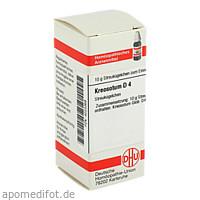 KREOSOTUM D 4, 10 G, Dhu-Arzneimittel GmbH & Co. KG