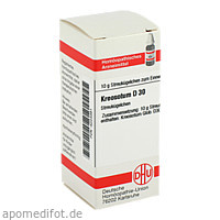 KREOSOTUM D30, 10 G, Dhu-Arzneimittel GmbH & Co. KG