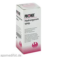 PHÖNIX Hydrargyrum spag., 50 ML, Phönix Laboratorium GmbH