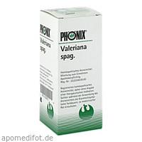 PHÖNIX Valeriana spag., 100 ML, Phönix Laboratorium GmbH