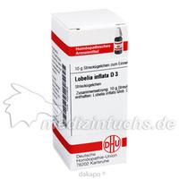 LOBELIA INFLATA D 3, 10 G, Dhu-Arzneimittel GmbH & Co. KG
