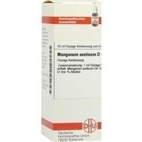 MANGANUM ACET D 6, 20 ML, Dhu-Arzneimittel GmbH & Co. KG