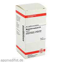 MANGANUM ACET D 6, 200 ST, Dhu-Arzneimittel GmbH & Co. KG