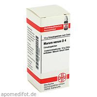 MARUM VERUM D 4, 10 G, Dhu-Arzneimittel GmbH & Co. KG