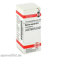 MARUM VERUM D 6, 10 G, Dhu-Arzneimittel GmbH & Co. KG