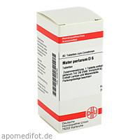MATER PERLARUM D 6, 80 ST, Dhu-Arzneimittel GmbH & Co. KG