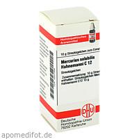 MERCURIUS SOLUB HAHNEM C12, 10 G, Dhu-Arzneimittel GmbH & Co. KG