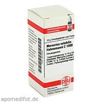 MERCURIUS SOLUB HAHNEC1000, 10 G, Dhu-Arzneimittel GmbH & Co. KG
