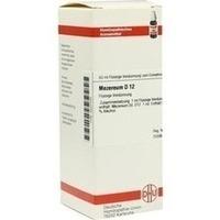 MEZEREUM D12, 50 ML, Dhu-Arzneimittel GmbH & Co. KG