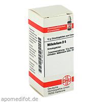 MILLEFOLIUM D 6, 10 G, Dhu-Arzneimittel GmbH & Co. KG