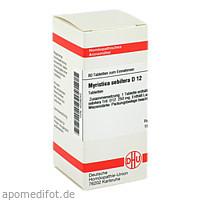 MYRISTICA SEBIF D12, 80 ST, Dhu-Arzneimittel GmbH & Co. KG