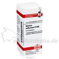 NATRIUM SULF D200, 10 G, Dhu-Arzneimittel GmbH & Co. KG