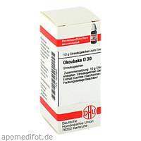OKOUBAKA D30, 10 G, Dhu-Arzneimittel GmbH & Co. KG