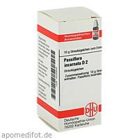 PASSIFLORA INCARNATA D 2, 10 G, Dhu-Arzneimittel GmbH & Co. KG