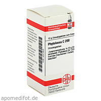 PHYTOLACCA C200, 10 G, Dhu-Arzneimittel GmbH & Co. KG