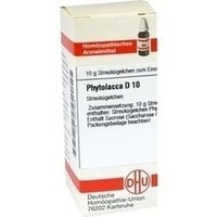 PHYTOLACCA D10, 10 G, Dhu-Arzneimittel GmbH & Co. KG