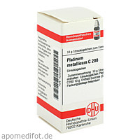 PLATINUM MET C200, 10 G, Dhu-Arzneimittel GmbH & Co. KG