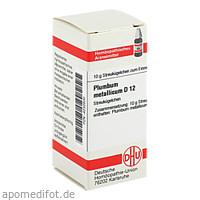 PLUMBUM MET D12, 10 G, Dhu-Arzneimittel GmbH & Co. KG