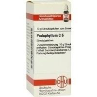 PODOPHYLLUM C 6, 10 G, Dhu-Arzneimittel GmbH & Co. KG