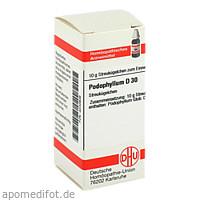 PODOPHYLLUM D30, 10 G, Dhu-Arzneimittel GmbH & Co. KG