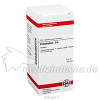 PODOPHYLLUM D 6, 200 ST, Dhu-Arzneimittel GmbH & Co. KG
