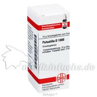 PULSATILLA D1000, 10 G, Dhu-Arzneimittel GmbH & Co. KG