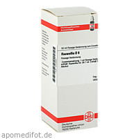 RAUWOLFIA D 6, 50 ML, Dhu-Arzneimittel GmbH & Co. KG