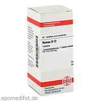 RUMEX D12, 80 ST, Dhu-Arzneimittel GmbH & Co. KG