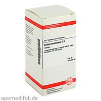 SABAL SERRUL D 6, 200 ST, Dhu-Arzneimittel GmbH & Co. KG