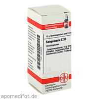 SANGUINARIA C30, 10 Gramm, Dhu-Arzneimittel GmbH & Co. KG