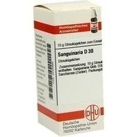 SANGUINARIA D30, 10 Gramm, Dhu-Arzneimittel GmbH & Co. KG