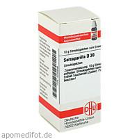 SARSAPARILLA D30, 10 G, Dhu-Arzneimittel GmbH & Co. KG