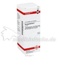 SARSAPARILLA URT D 1, 50 ML, Dhu-Arzneimittel GmbH & Co. KG