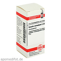 SECALE CORNUT C200, 10 G, Dhu-Arzneimittel GmbH & Co. KG
