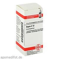 SEPIA C12, 10 G, Dhu-Arzneimittel GmbH & Co. KG