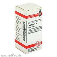 SPONGIA C 6, 10 G, Dhu-Arzneimittel GmbH & Co. KG