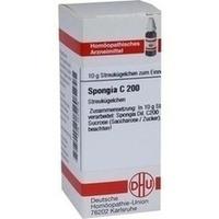 SPONGIA C200, 10 G, Dhu-Arzneimittel GmbH & Co. KG